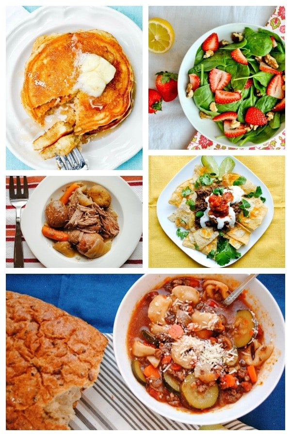These recipes are my tried and true, go to, never gets old favorites!