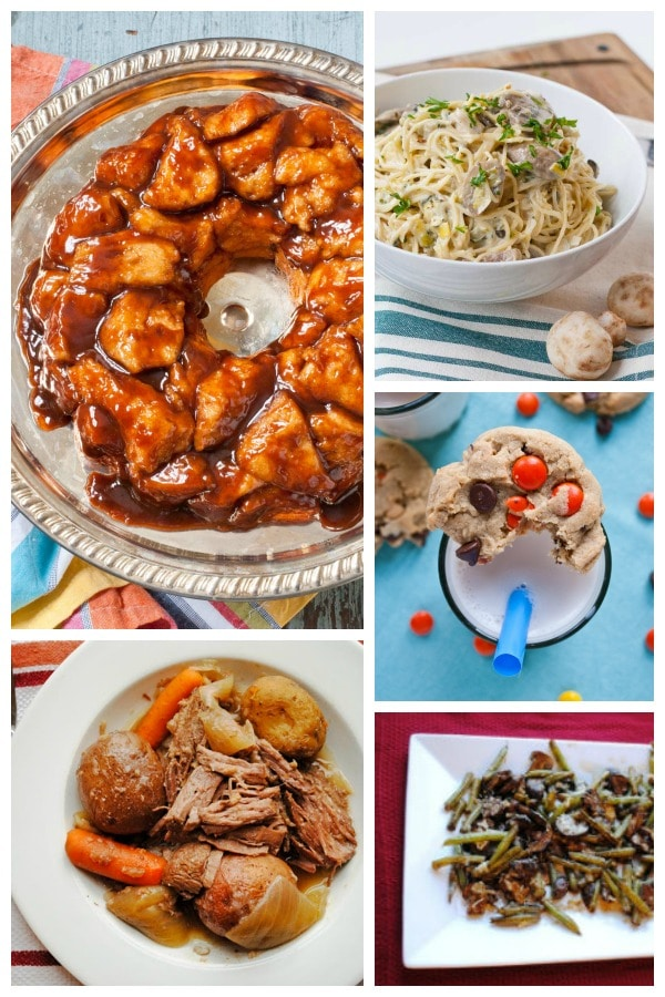 My tried and true, absolute favorite recipes on the blog!