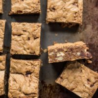 When you need a nostalgic, simple dessert, look no further than these Chewy Browned Butter Blondies.