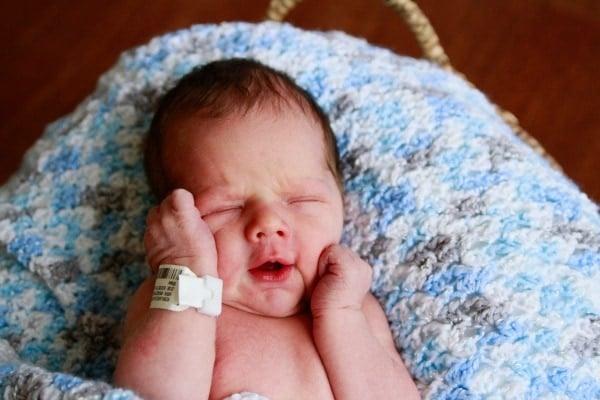 Baby Patrick 600x400