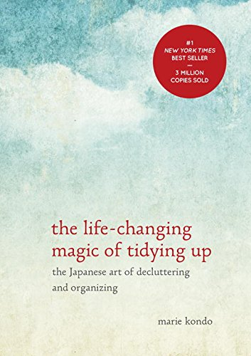 the life changing magic of tidying up review
