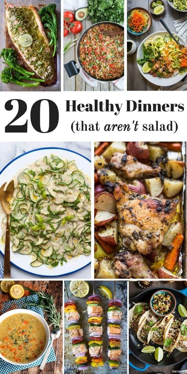 Healthy Fast Food Salads