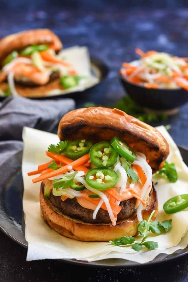 Banh Mi Burgers