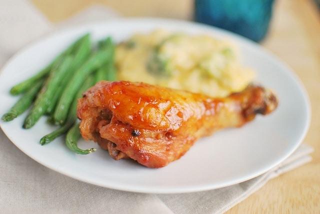 Slow Cooker Huli Huli Chicken