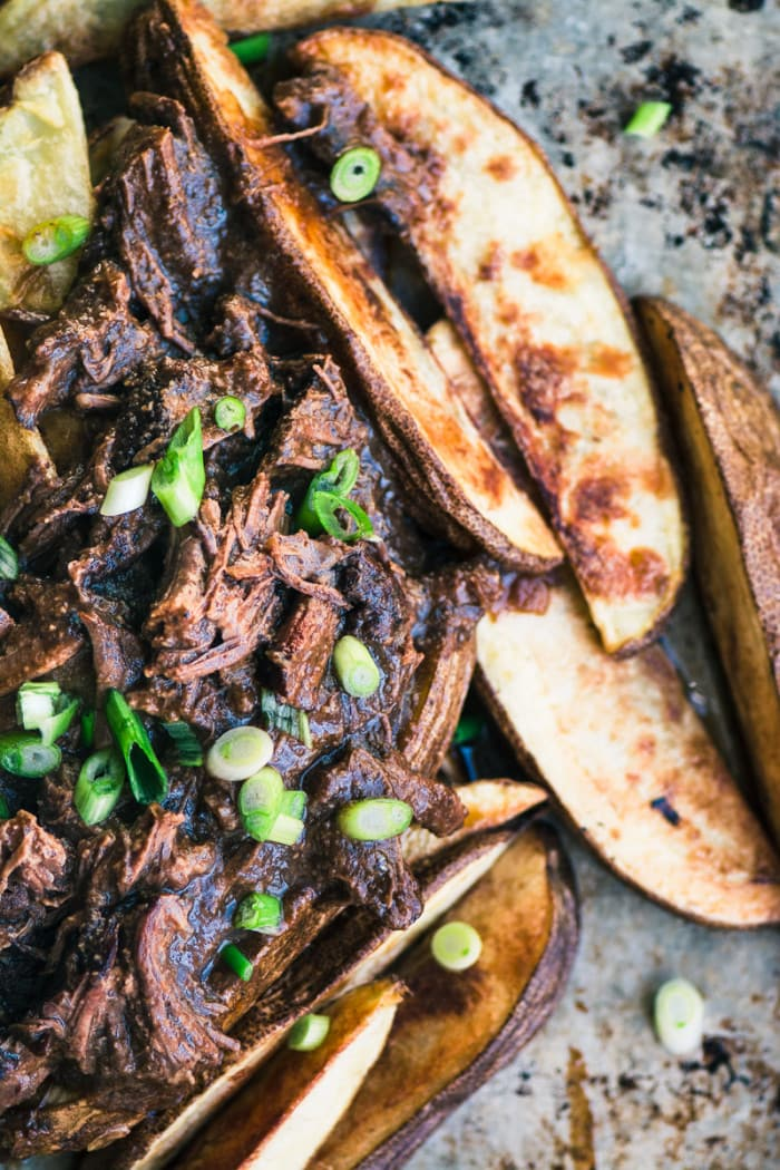 These Short Rib Fries are just one of 60+ creative recipes for beef!
