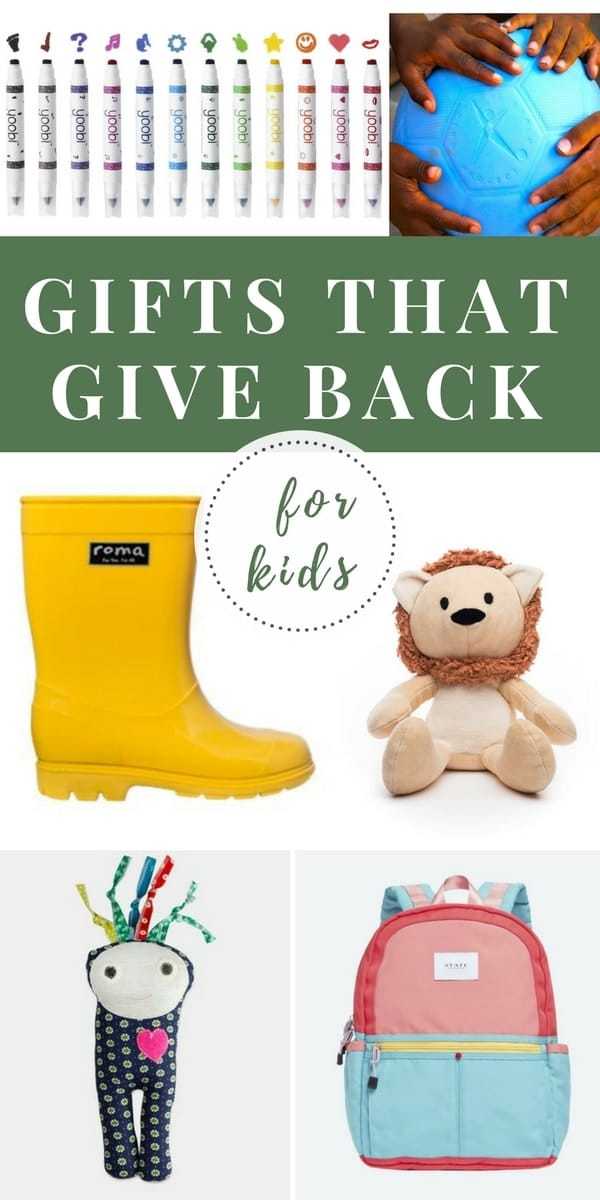 Check out this incredible collection of gifts that give back for kids! Find a fun and beautiful gift while also empowering artisans around the world.