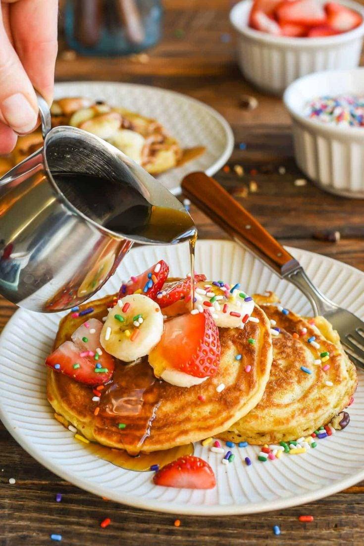 Pancake Bar Party