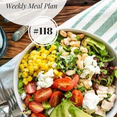 Weekly Family Meal Plan 118 | Neighborfoodblog.com