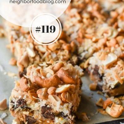 Weekly Family Meal Plan 119 | Neighborfoodblog.com