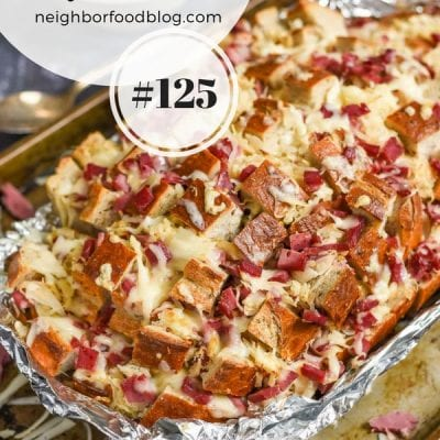 Weekly Family Meal Plan 125 | NeighborFood