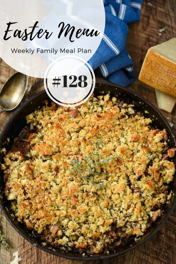 Weekly Family Meal Plan 128 | NeighborFood