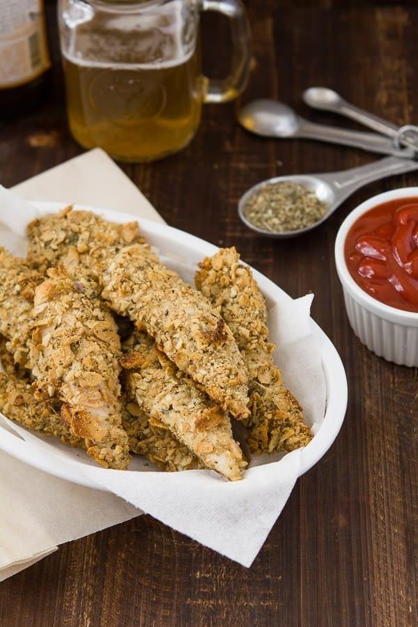 Baked Pita Chicken