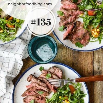 Weekly Family Meal Plan 135 | NeighborFood