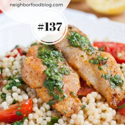 Weekly Family Meal Plan 137 | NeighborFood