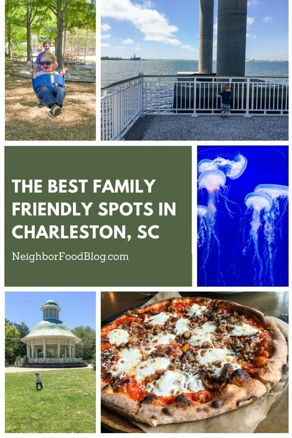Pictures of Family Friendly Spots in Charleston SC