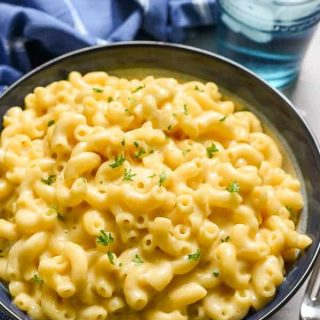 The Creamiest Mac and Cheese