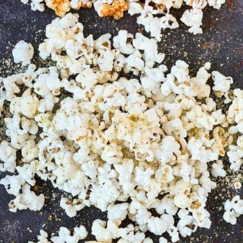 Parmesan Garlic Popcorn Seasoning
