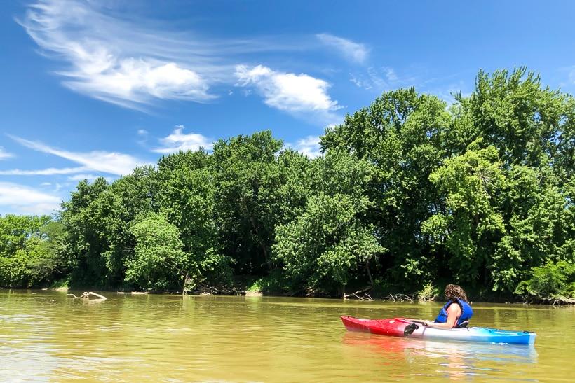 Jimco's Kayaking trip down the Miami River