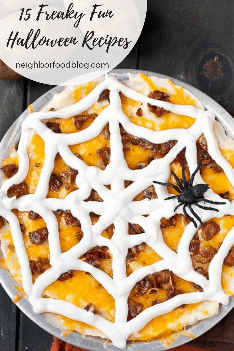 15 freaky fun halloween recipes - neighborfood