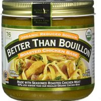 Better Than Bouillon Organic Chicken Base, Reduced Sodium