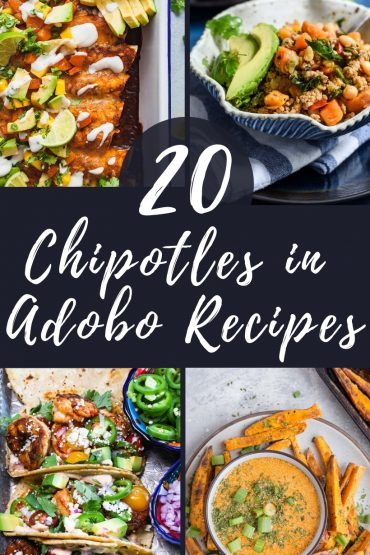 recipes using chipotles in adobo