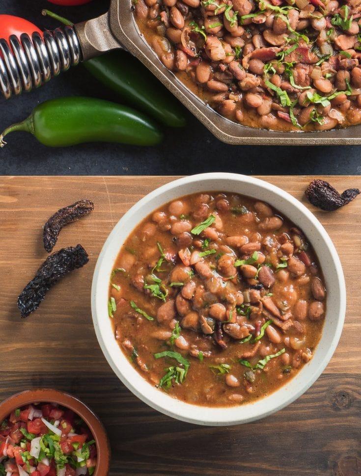 Charro Beans | Friole Charros