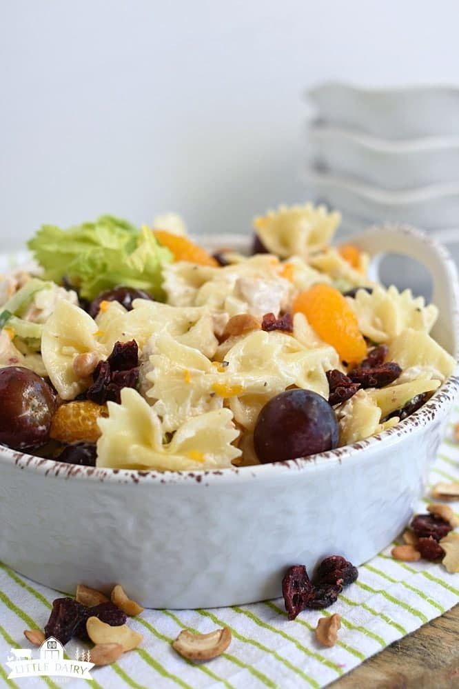 Wednesday: Chicken Pasta Salad