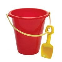 "American Plastic Toys 8"" Pail and Shovel Beach Set"
