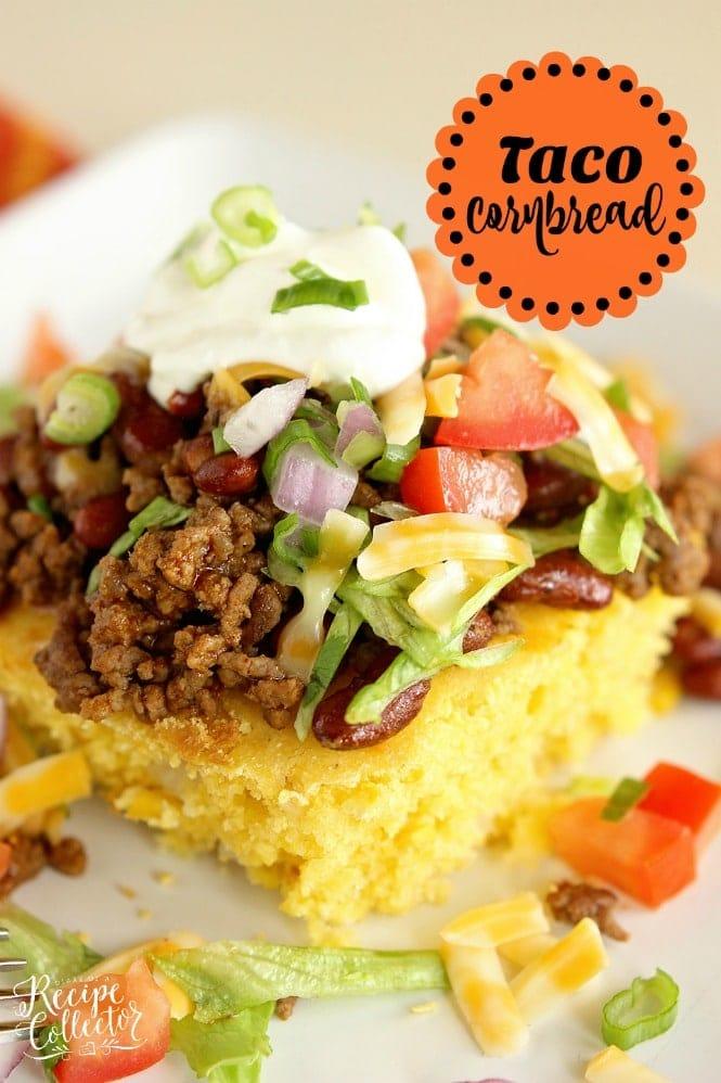 Tuesday: Taco Cornbread