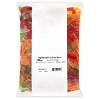 Gummi Worms - 5 Pound Bag