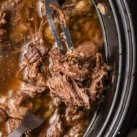 Slow Cooker Pulled Beef Recipe