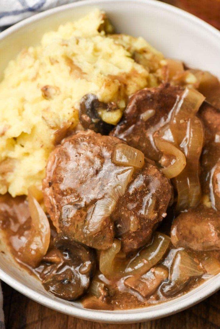 MONDAY: Round Steak in the Crock Pot
