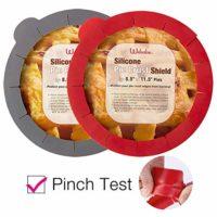 Webake Adjustable Pie Crust Shield