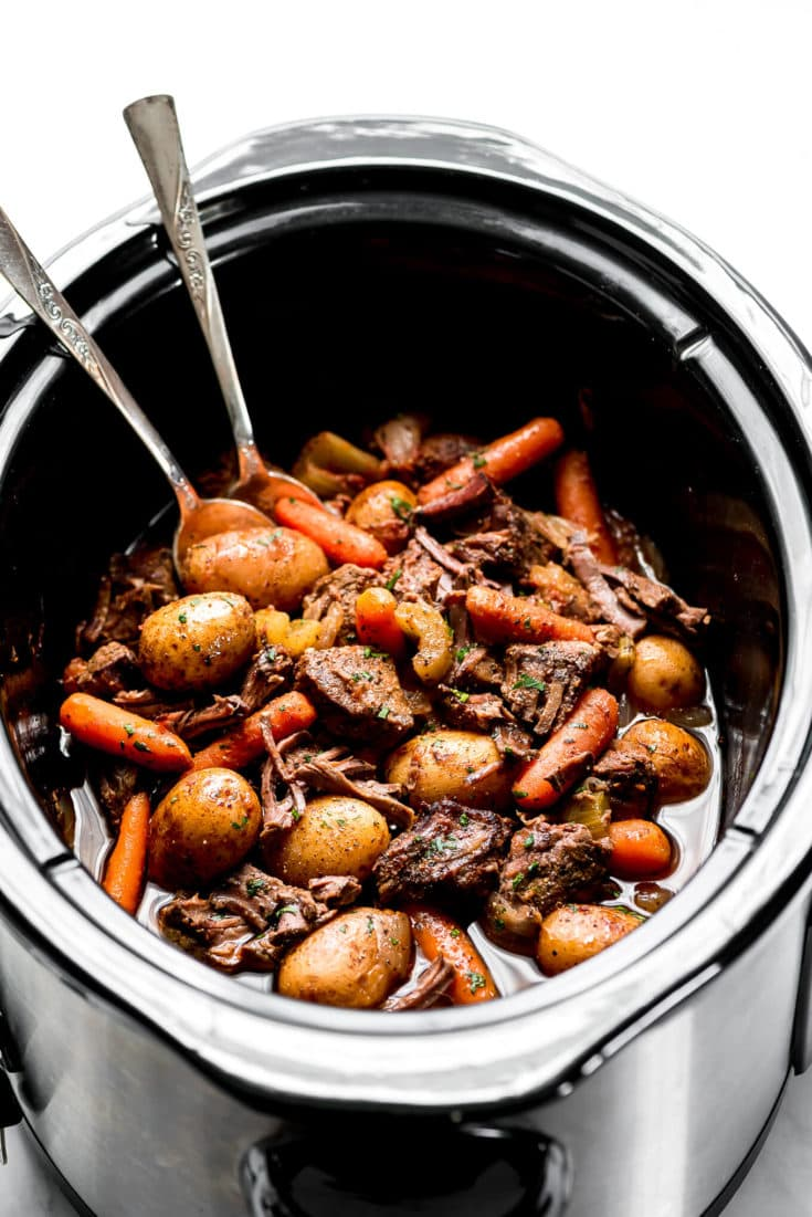 THURSDAY- Slow Cooker Beef Stew
