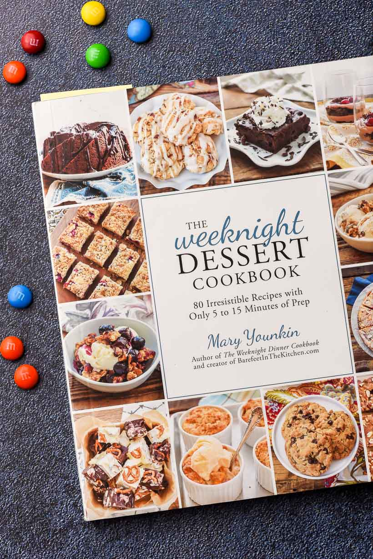 the weeknight dessert cookbook