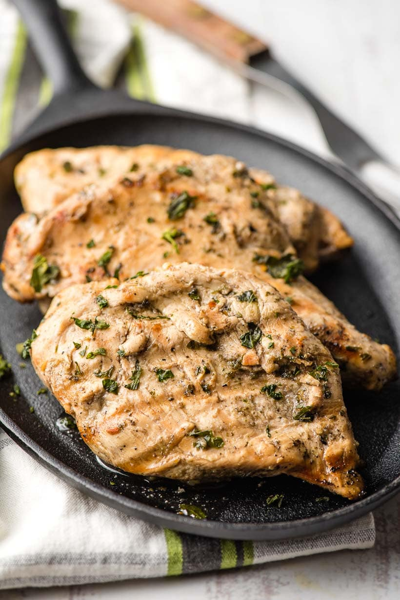 Italian Dressing Chicken Grilled Or Baked Neighborfood