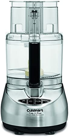 Cuisinart 11-Cup Food Processor, Brushed Stainless